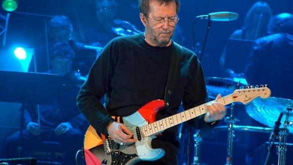 Eric Clapton a cheltuit 4,8 mil. de dolari pe un Ferrari