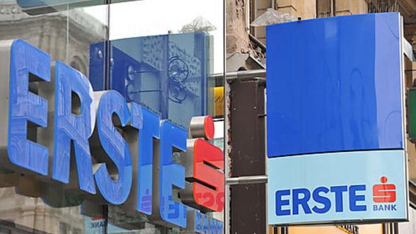 Erste se asteapta la scaderea profitului operational in 2013