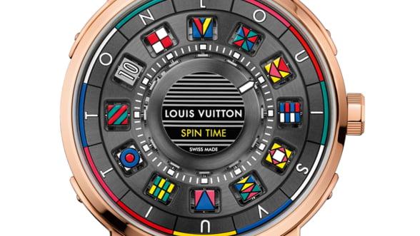 Escale Spin Time, ceasul Louis Vuitton care surprinde spiritul verii