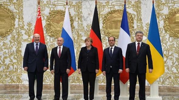 Esec total in negocierile UE-Rusia pentru acordul de liber schimb cu Ucraina