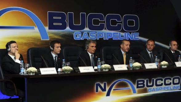 Esecul Nabucco West, confirmat de OMV UPDATE