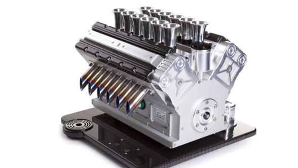 Espresso in stil F1: Veloce Titanio combina arta cafelei cu pasiunea pentru motoare