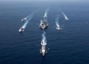 Este iminent un razboi intre SUA si Coreea de Nord?