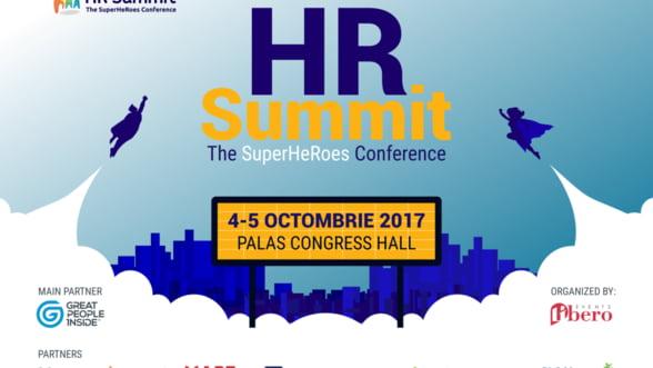 Este oficial: 4-5 octombrie, HR Summit Iasi!