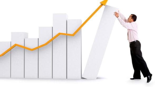 Estimarea de crestere economica in 2014 a fost revizuita pozitiv