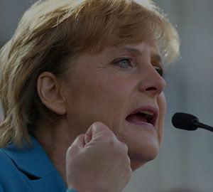 Euro, in genunchi la picioarele GERMANIEI