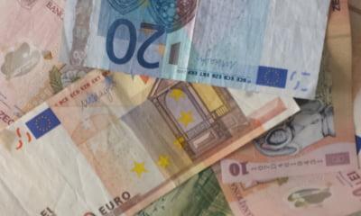 Euro a depasit 4,68 lei pentru prima data in istorie