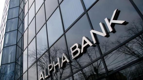Eurobank: razgandirea Alpha Bank costa 4 mld. euro