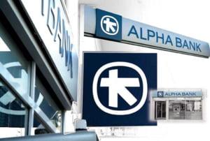 Eurobank-Alphabank, al treilea grup bancar din Romania