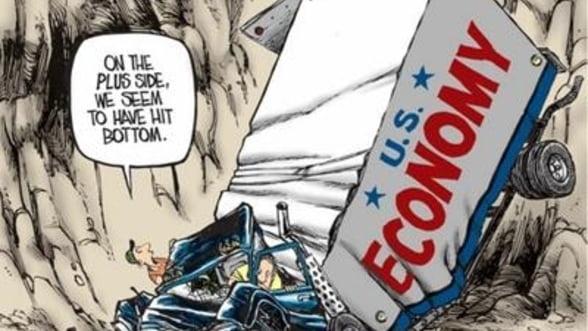 Europa - posibila victima colaterala a taierilor bugetare din SUA