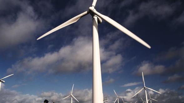 Europa, ingrijorata de investitiile eoliene ale Romaniei