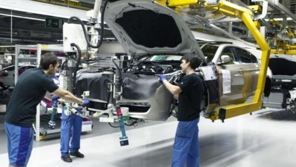 Europa, punctul slab al industriei auto in 2012