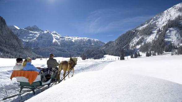 Europa, sub zapada. Top destinatii pentru vacanta de iarna