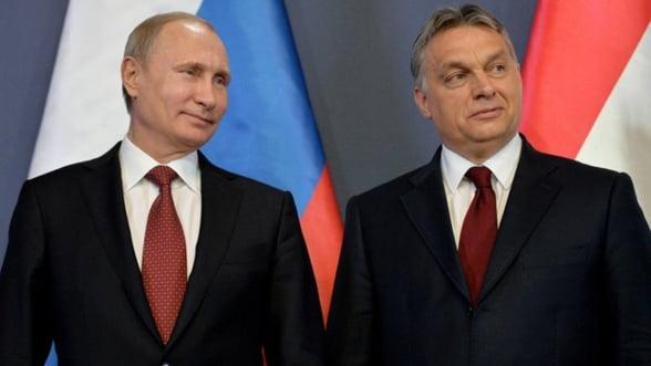 """Europa Centrala si de Sud-Est se """"Putinizeaza"""" intr-un ritm ingrijorator"""