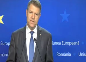 Europa e zdruncinata dupa votul britanicilor, Iohannis ne vede in Schengen: E clar ca ne-am facut temele (Video)