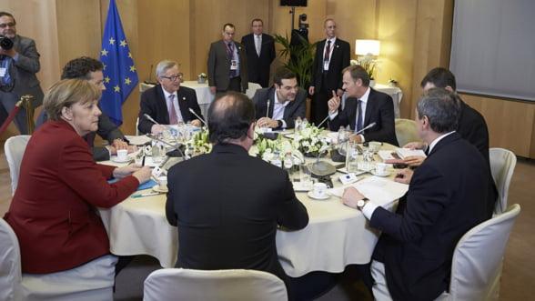 Europa se razgandeste. Nu vrea sa dea Greciei 2 miliarde de euro