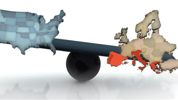 Europa sta pe un butoi de pulbere: Cand va cadea zona euro