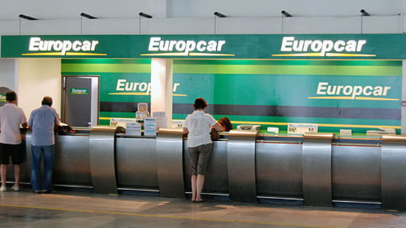 Europcar, retrogradata de S&P