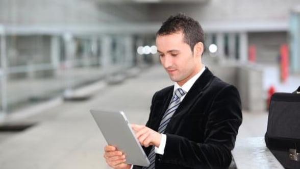 Europenii se folosesc mai mult de tablete pentru cumparaturile online