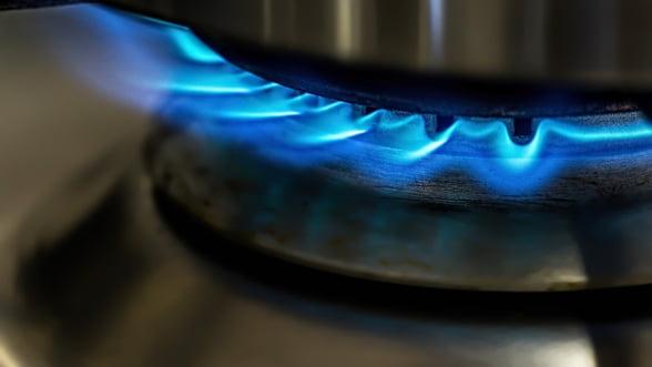 Eurostat: Romania a avut cele mai scazute preturi din UE la gazele naturale pentru consumatorii casnici