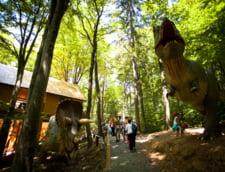 Evadare de un weekend: La Rasnov, printre dinozauri si umbre de cavaleri