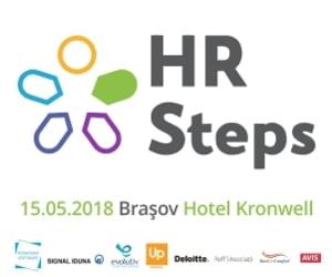 Evenimentul HR Steps Brasov: Liderii si profesionistii in resurse umane discuta despre rolul strategic al departamentelor de HR in dezvoltarea regionala