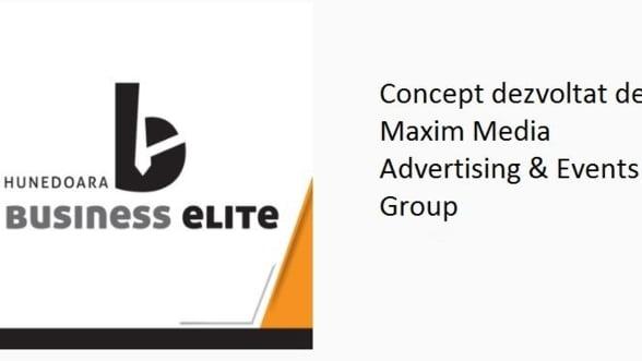 Evenimentul Hunedoara Business Elite - ,,Pentru un business bine ganditˮ