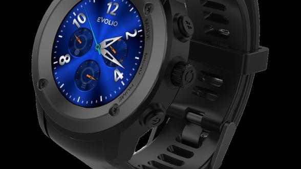 Evolio X-Watch Sport, un gadget pentru aventurieri. Iata ce poate face accesoriul smart