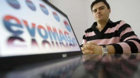 Evomag.ro se asteapta la o crestere cu 30% a afacerilor in 2013