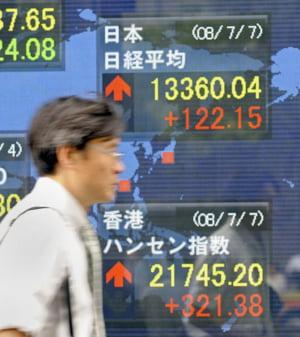 Excedentul comercial al Chinei a scazut cu 26%