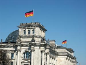 Excedentul comercial al Germaniei, peste asteptari in februarie