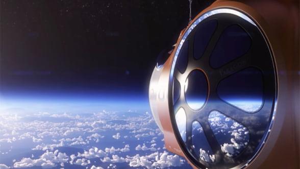 Excursie la marginea lumii: Esti gata pentru o calatorie in stratosfera? (Video)