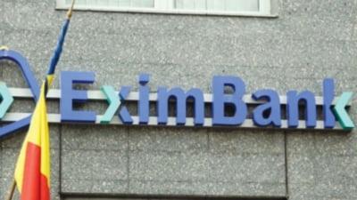 Record la Eximbank: Profit dublu in sase luni, fata de tot anul 2012