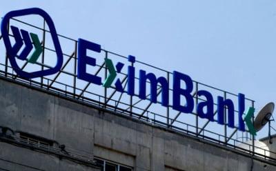 Actiunile statului la Eximbank trec in subordinea Ministerului de Finante