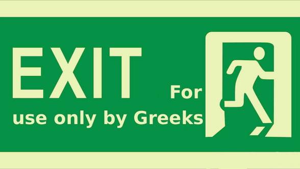"Exit-ul Greciei: Cum va arata Europa dupa ""tragedia elena"""