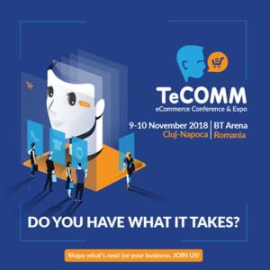 Experienta TeCOMM 2018: patru sectiuni de neratat in acest an