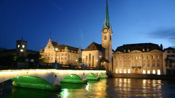 Experiente pe care trebuie sa le incerci in Zurich