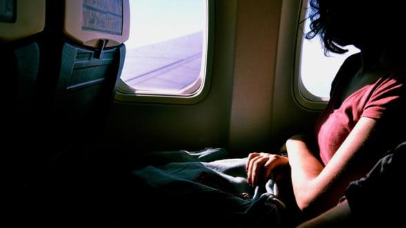 Experiment: Cum se comporta corpul uman la zboruri non stop de 20 de ore