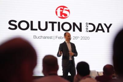 Expertii F5 s-au intalnit la Bucuresti