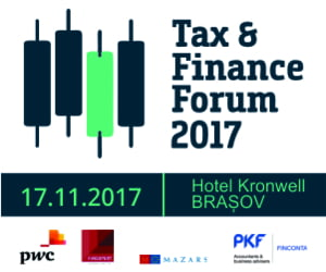 Expertii romani analizeaza impactul ultimelor modificari fiscale asupra mediului de business la Tax & Finance Forum Brasov