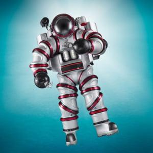 Exploreaza adancurile intr-un costum autonom de Aquanaut! (Video)