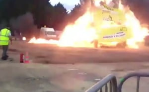 Explozie la un carnaval din Paris la care participau 1.000 de copii