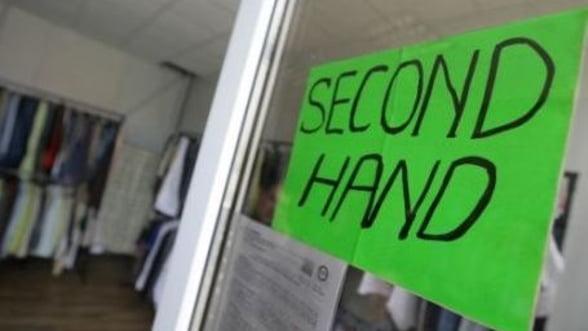 Exportul de haine second-hand, o afacere profitabila pe timp de criza