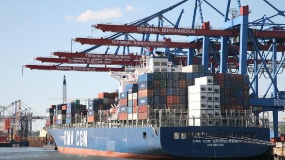 Exporturile Germaniei, crestere record in 2011