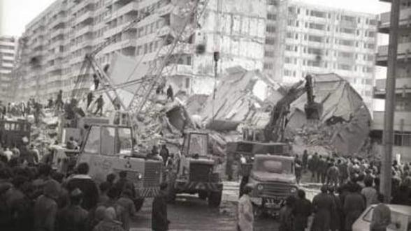 Expozitie de fotografie ce reflecta cutremurul din 1977