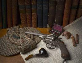 Expozitie dedicata celebrului Sherlock Holmes la Museum of London