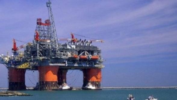 ExxonMobil si OMV Petrom foreaza in sectorul romanesc al Marii Negre