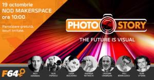 F64 anunta cea de-a doua editie a evenimentului Photo Story - The Future is Visual