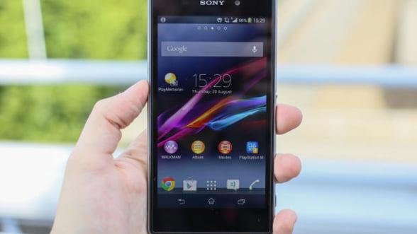 FA 2013: Sony lanseaza piesa de rezistenta - smartphone-ul Xperia Z1