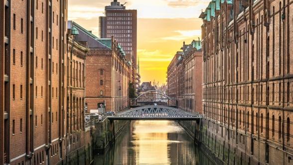 FMI: Economia germana, zguduita in 2018 de masurile lui Trump si Brexit